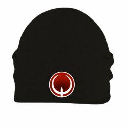 Шапка на флисе Quake Logo - FatLine