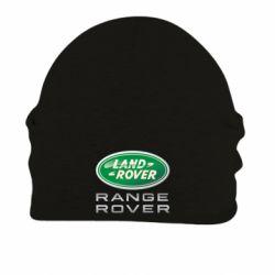 Шапка на флисе Range Rover Logo Metalic - FatLine