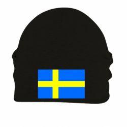 Шапка на флісі Швеція