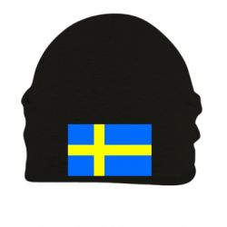Шапка на флисе Швеция - FatLine