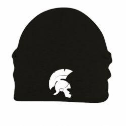Шапка на флисе Spartan helmet