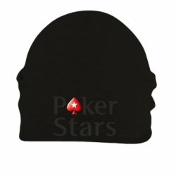 Шапка на флісі Stars of Poker - FatLine