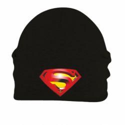 Шапка на флисе Superman Emblem - FatLine