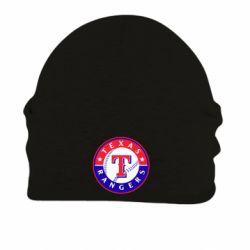 Шапка на флисе Texas Rangers - FatLine