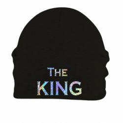 Шапка на флисе The King