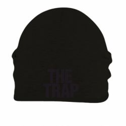Шапка на флисе The Trap Logo - FatLine