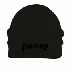Шапка на флисе Thrasher Logo - FatLine