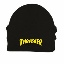 Шапка на флисе Thrasher - FatLine
