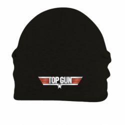 Шапка на флісі Top Gun Logo