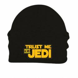 Шапка на флисе Trust me, I'm a Jedi - FatLine