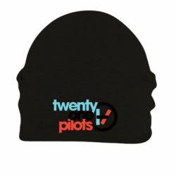 Шапка на флісі Twenty One Pilots Logo