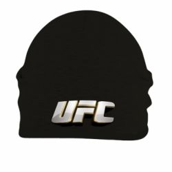 Шапка на флисе UFC 3D - FatLine