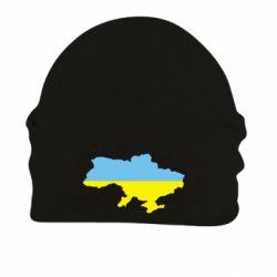 Шапка на флісі Україна - FatLine