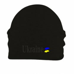 Шапка на флисе Ukraine - FatLine