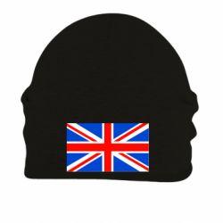 Шапка на флисе Великобритания - FatLine