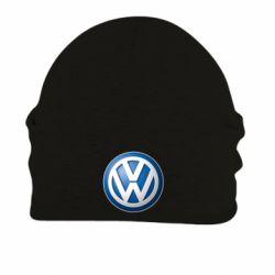 Шапка на флисе Volkswagen Small Logo - FatLine