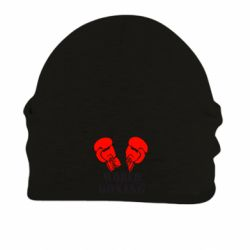 Шапка на флисе World Boxing