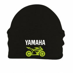 Шапка на флисе Yamaha Bike