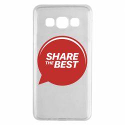 Чехол для Samsung A3 2015 Share the best