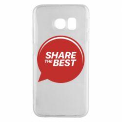 Чехол для Samsung S6 EDGE Share the best