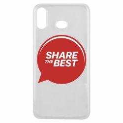 Чехол для Samsung A6s Share the best