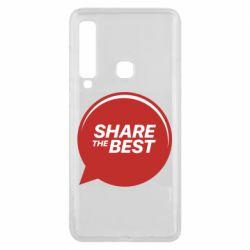 Чехол для Samsung A9 2018 Share the best