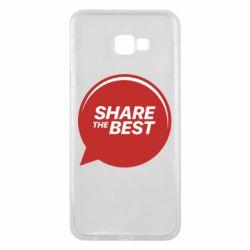 Чехол для Samsung J4 Plus 2018 Share the best