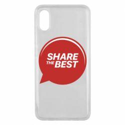 Чехол для Xiaomi Mi8 Pro Share the best