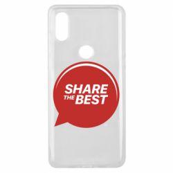 Чехол для Xiaomi Mi Mix 3 Share the best