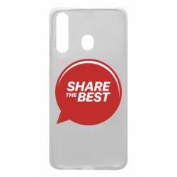 Чехол для Samsung A60 Share the best