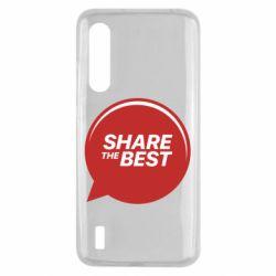 Чехол для Xiaomi Mi9 Lite Share the best