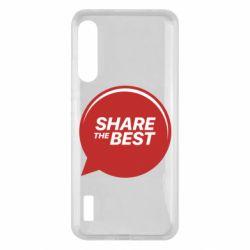 Чохол для Xiaomi Mi A3 Share the best