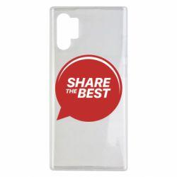 Чехол для Samsung Note 10 Plus Share the best