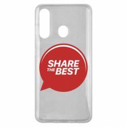 Чехол для Samsung M40 Share the best