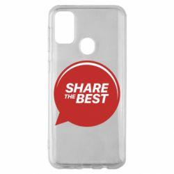 Чехол для Samsung M30s Share the best