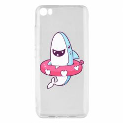 Чехол для Xiaomi Mi5/Mi5 Pro Shark and Lifebuoy
