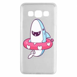 Чохол для Samsung A3 2015 Shark and Lifebuoy