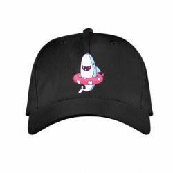 Детская кепка Shark and Lifebuoy