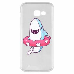 Чохол для Samsung A5 2017 Shark and Lifebuoy