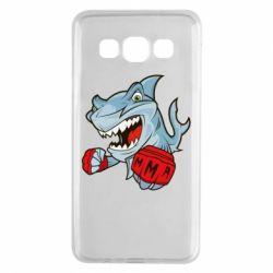 Чохол для Samsung A3 2015 Shark MMA