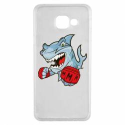 Чохол для Samsung A3 2016 Shark MMA