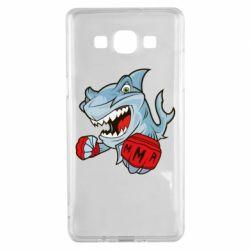 Чохол для Samsung A5 2015 Shark MMA
