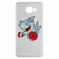 Чохол для Samsung A5 2016 Shark MMA