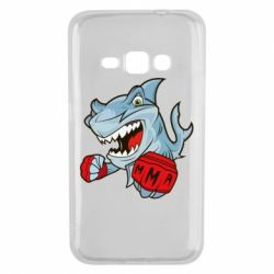 Чохол для Samsung J1 2016 Shark MMA