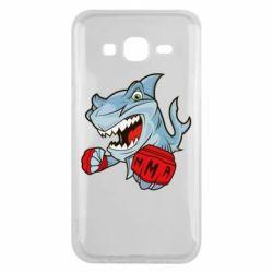 Чохол для Samsung J5 2015 Shark MMA