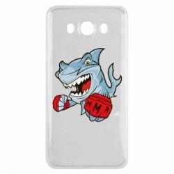 Чохол для Samsung J7 2016 Shark MMA