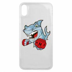 Чохол для iPhone Xs Max Shark MMA