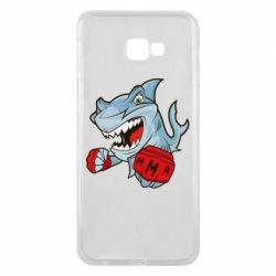 Чохол для Samsung J4 Plus 2018 Shark MMA