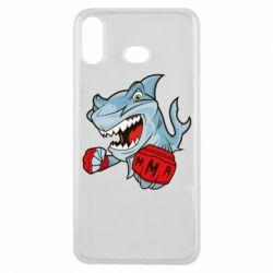 Чохол для Samsung A6s Shark MMA