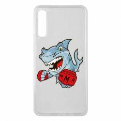 Чохол для Samsung A7 2018 Shark MMA